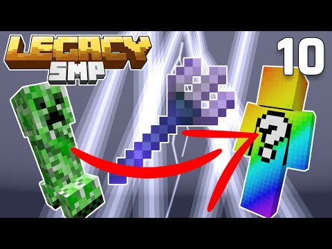 Creeper Experiments! - Legacy SMP #10 (Multiplayer Let's Play) | Minecraft 1.15