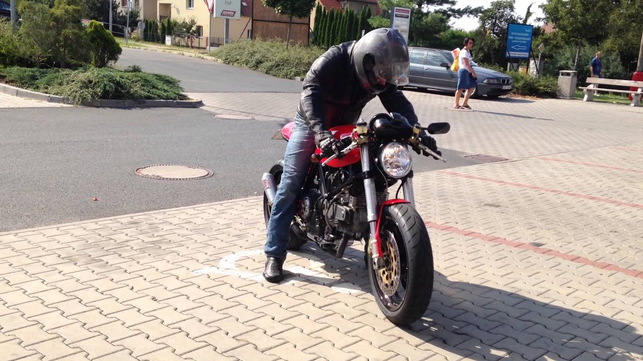 ducati cafe racer - youtube