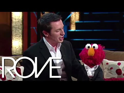 ELMO Suits Up For Rove | Interview (2006) | ROVE