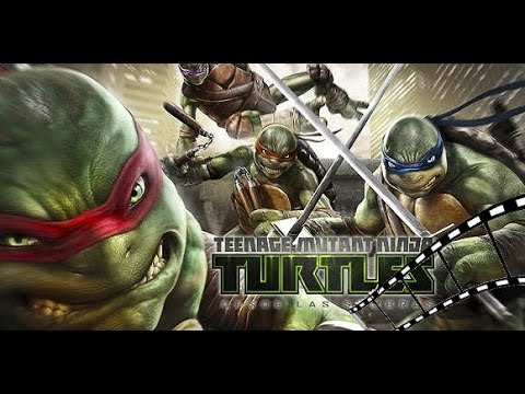 Teenage Mutant Ninja Turtles Out Of The Shadows Full Movie - Pelicula Completa Español - Game Movie