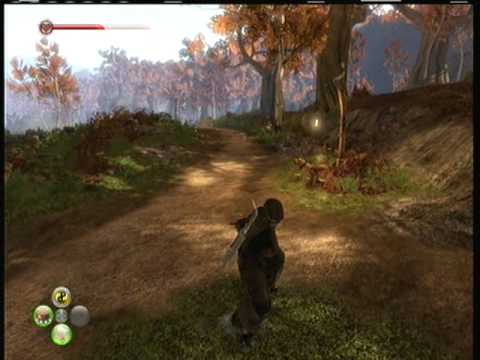 Fable 2 Hal's Armor gameplay - YouTube