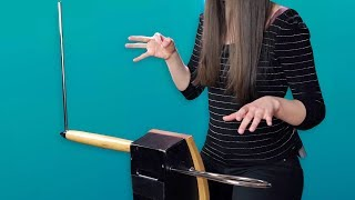 Download Theremin (An instrument you play by not touching it) Mp3 and Videos