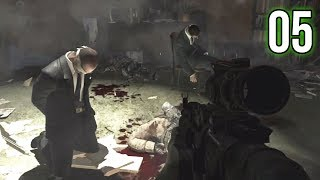 Modern Warfare 3 Campaign - Part 5 - Rescuing the Vice President