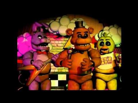 Freddy Fazbear's Pizza Band Performance