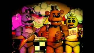 Freddy Fazbear's Pizza Band Performance