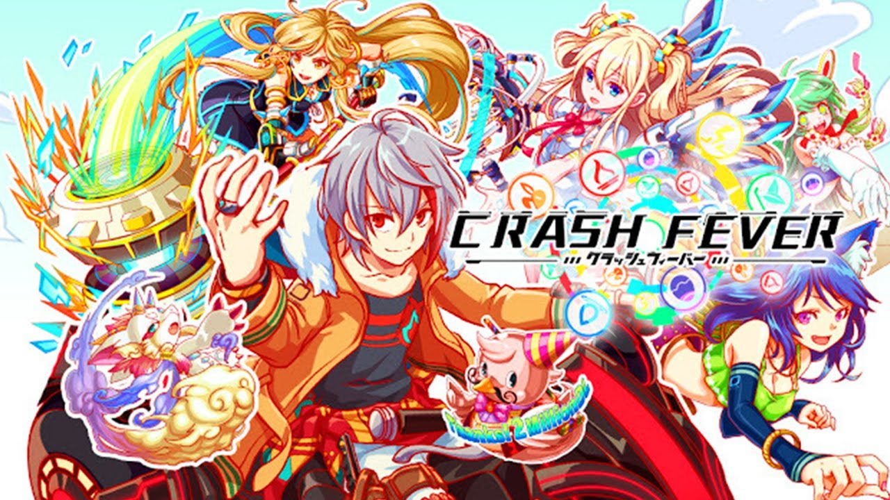 crash fever �9�bB