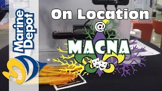 MACNA 2017: Reef Octopus Lux Aquariums & IceCap 2K Gyre Pump - Q&A w/ Chris Conti