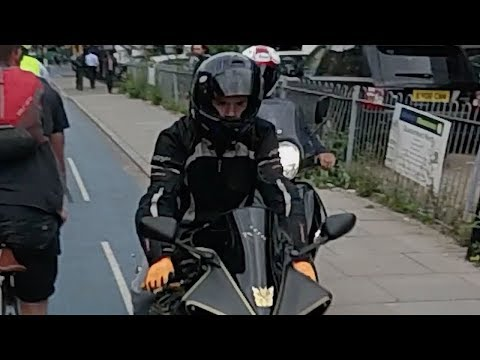 Motorcycle Theft Compilation London/Manchester UK | #ChaseTheThieves 2018