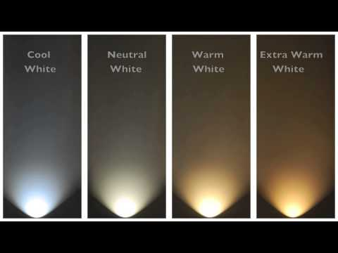 Energy Saving Spiral Colour Temperature Comparisons (Wa ...