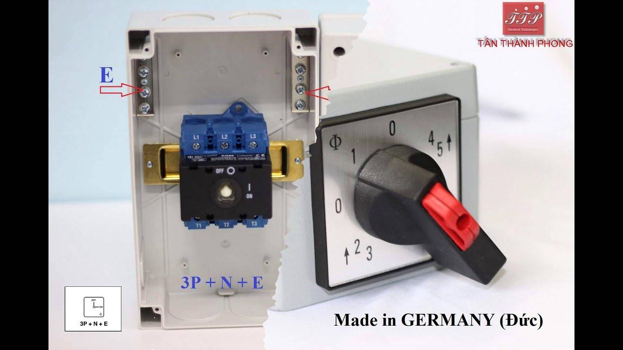 maxresdefault isolator kraus & naimer main switch youtube kraus & naimer ca11 wiring diagram at soozxer.org