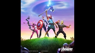 Fortnite Adventures/Patch 8.50 new Avengers End Game mode.