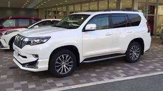 兵庫トヨタ伊丹昆陽店 ランドクルーザープラド  プラド  4WD  新型プラド  ディーゼル  2017年9月発売