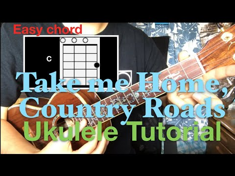 Country Road Ukulele Chords Latest Mp3 Sound