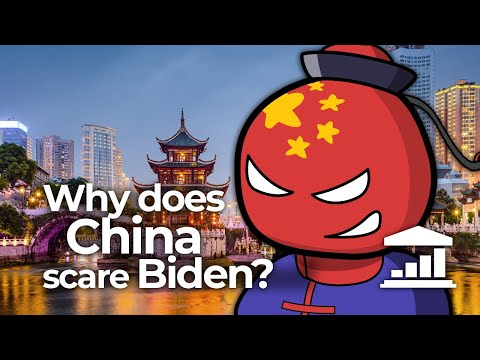 How is XI JINPING defeating the USA? (And why BIDEN has a PROBLEM) - VisualPolitik