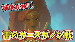 【ろあ】最後の神獣!ゲルド地方攻略!part11【ゼルダの伝説ブレス オブ ザ ワイルド】