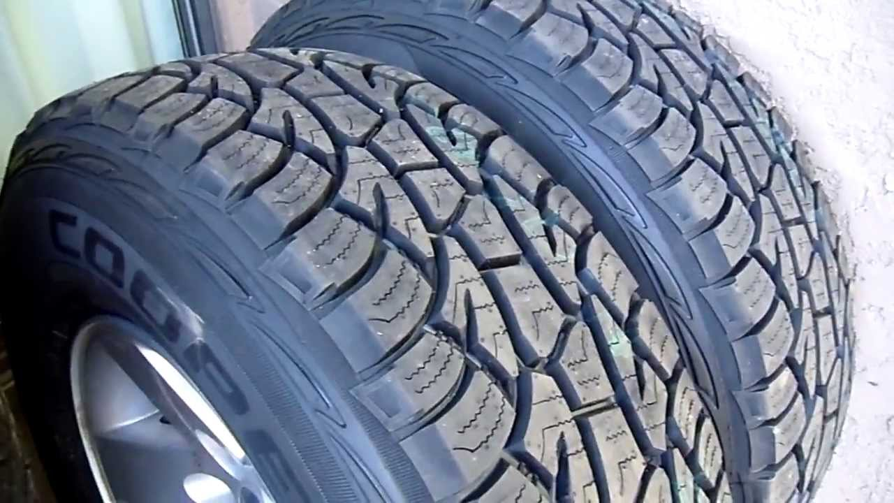 Cooper Tire Atp First Look Youtube