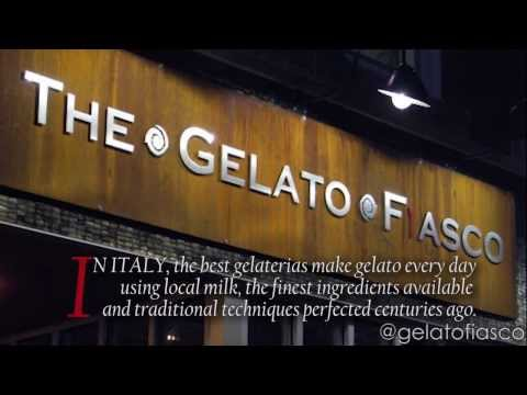 The Gelato Fiasco