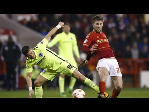 Highlights: Forest 1-2 Brighton (11.04.16)