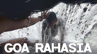 Masuk Goa di Dalam Air Terjun Bantimurung (Sulawesi #5)