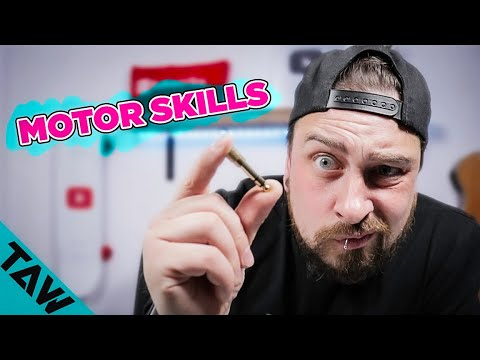 Fine Motor Skills | Are YOU This BAD? (UNBELIEVABLE)