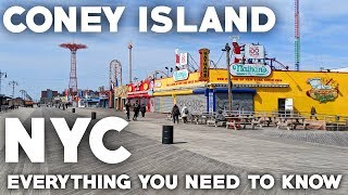 Coney Island NYC Travel Guide: Everything you need to know
