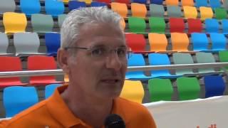 30-06-2014: tdrvolley2014, intervista a Francesco Pavone tecnico della Calabria maschile