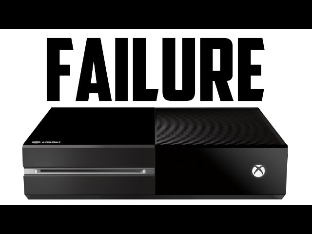 Why the Xbox One is a Failure - (8th Generation Console Analysis)