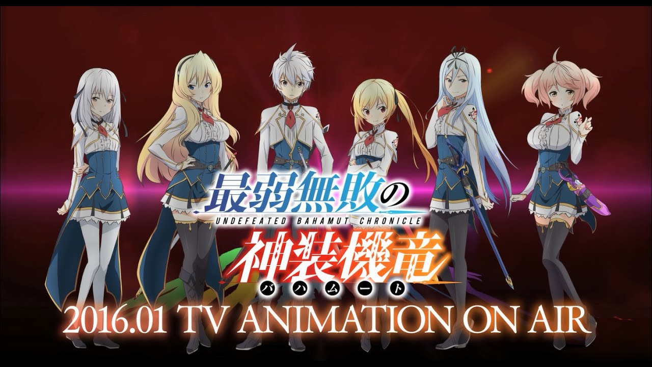 5 Ecchiharem Anime Winter 2016 List Best Recommendations