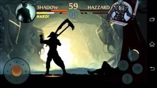 SHADOW FIGHT 2 TITAN UPDATE: Hideout tournament 11 - Scythe backslash ftw