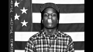 A$AP Rocky - PMW (All I Really Need) ft Schoolboy Q Mp3