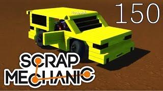 Scrap Mechanic [#150] WASZE PROJEKTY 2! #G&H Warsztat Steam!