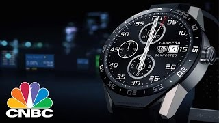 Tag Heuer, Google, & Intel Team Up To Create This Luxury Smartwatch | CNBC