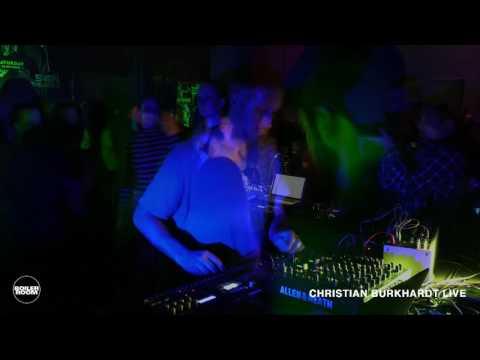 Techno: Christian Burkhardt Boiler Room Frankfurt Live Set
