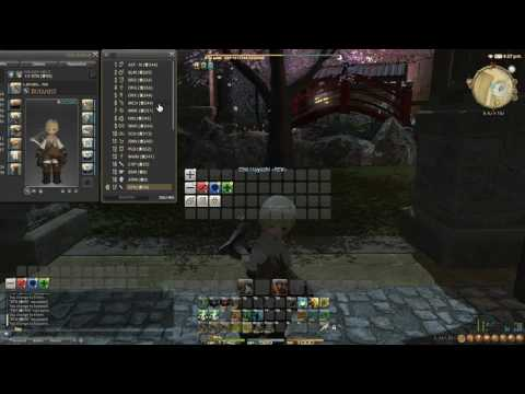 FFXIV - How To Make An