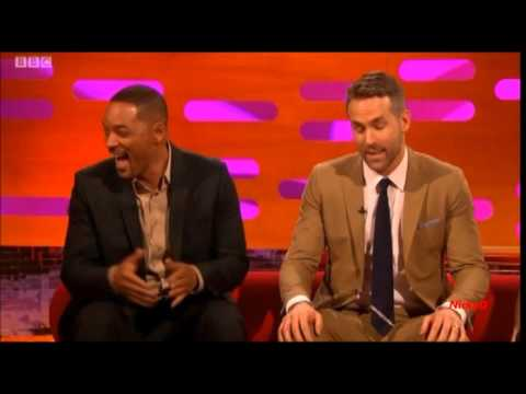 Ryan Reynolds Is Upset By Zayn Malik's Absence (Graham Norton Show) Jan 29th 2016