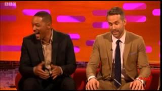 Ryan Reynolds Is Upset By Zayn Malik's Absence (Graham Norton Show) Jan 29th 2016
