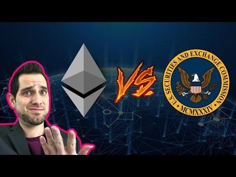 💥Ethereum vs SEC… Who Cares? Crypto on TV 📺 Huobi $1B Fund | $ICX CEO Message | $EOS $ZRX