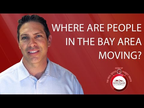 East Bay Real Estate Agent: Where Are People in the Bay Area Moving?