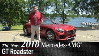 Review: New 2018 Mercedes-AMG GT Roadster - Minneapolis, Minnetonka, Bloomington, MN