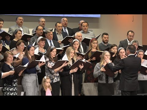 Sunday, April 7, 2019 Evening Service. First Ukrainian Baptist Church Of Seattle