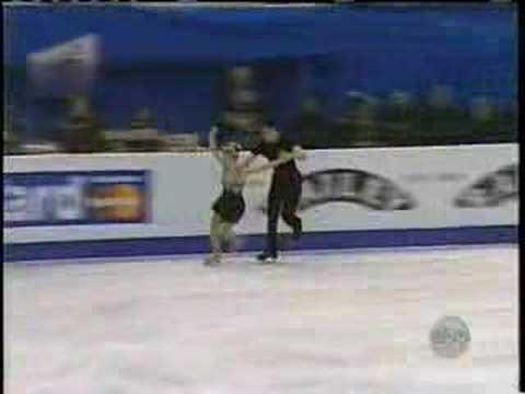 Mandy Woetzel & Ingo Steuer 1997 Worlds LP
