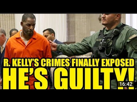 Live: R. Kelly Found Guilty of All Counts, Faces Life in Prison