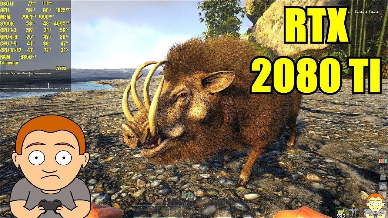 Nvidia RTX 2080 Ti не может справиться с нашумевшей Atlas, игра не выдает 60 FPS даже в 1440p