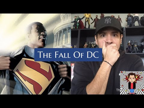 Black Superman / Henry Cavill says relax / The Fall Of DC
