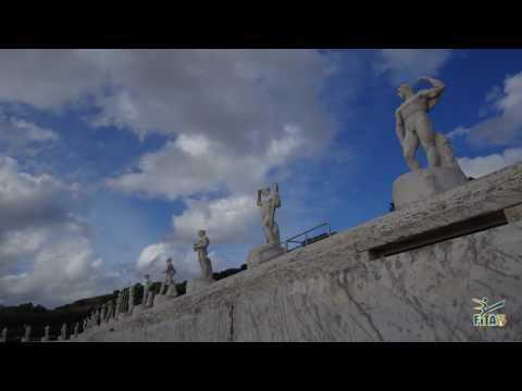 #THF Italian Tour:  Foro Italico #Roma #Taekwondo