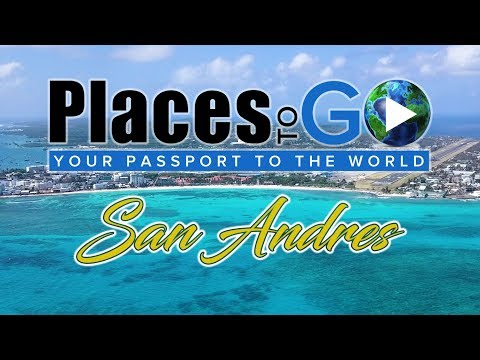 Places To Go - San Andres, Colombia (S2E4)