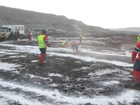 Climate Rescue Station: Coal Mine Action