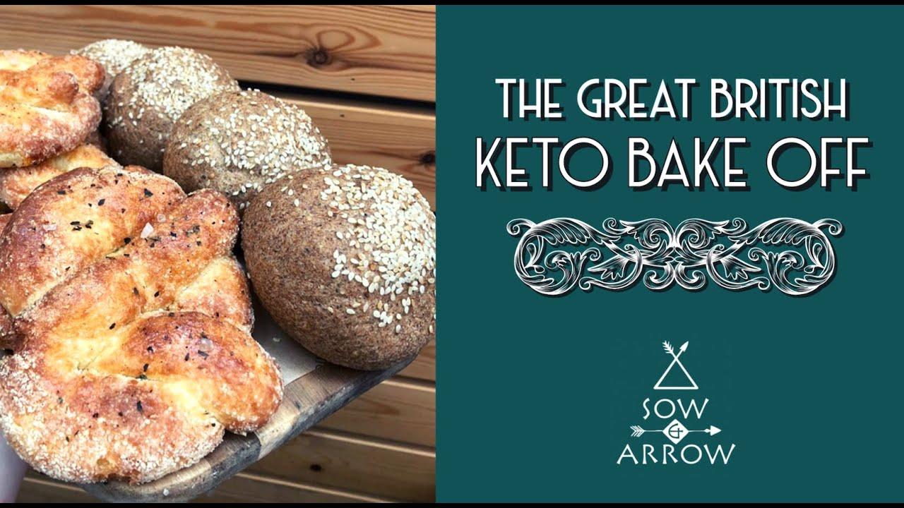 The Great British Keto Bake Off: Bread Week