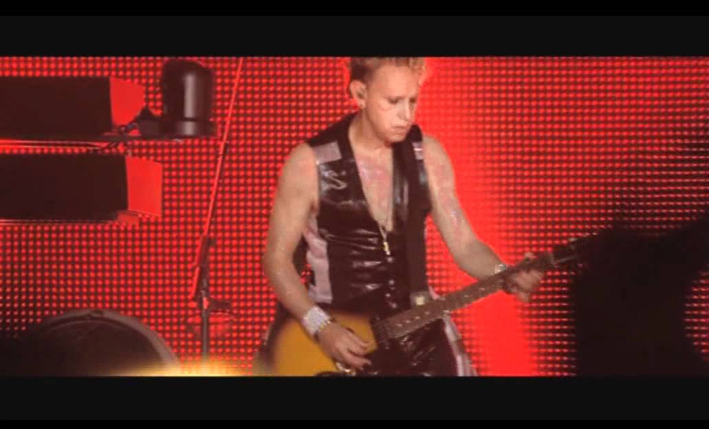 Depeche mode in your room barcelona 2010 live mpg - Depeche mode in your room live 2017 ...