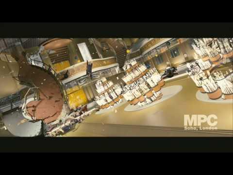 VFX Breakdowns - MPC - Poseidon